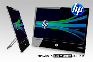 LED Monitor HP Elite L2201X – 21.5 Inch Rp. 1.4jt