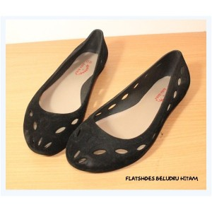 Flat Shoes Beludru