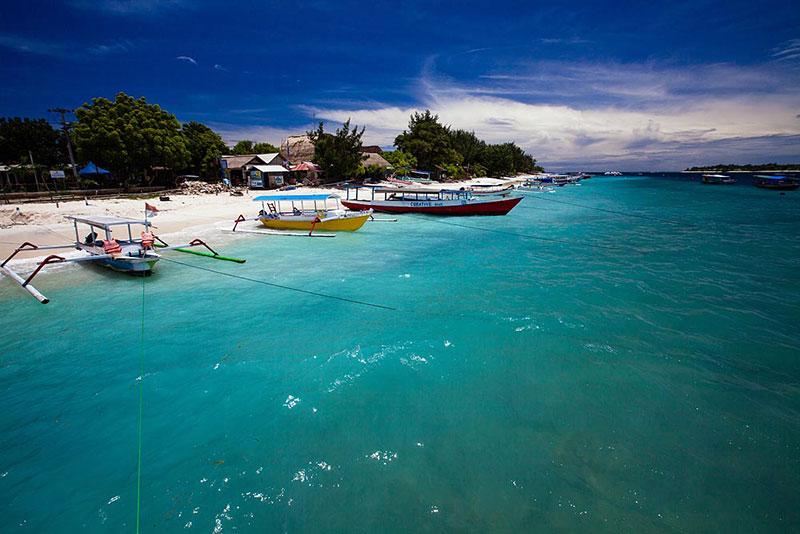 Gili Trawangan Lombok, Obyek Wisata Laut Yang Sangat Memikat Hati