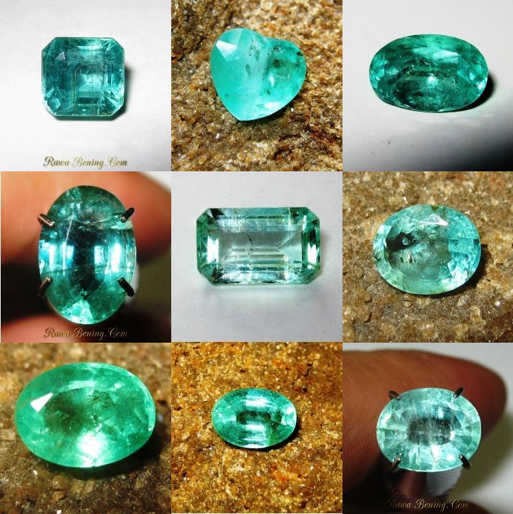 10 Harga Batu Zamrud Berkualitas