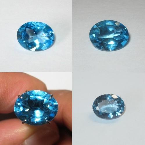 Tips Membeli Batu Permata Swiss Blue Topaz Asli